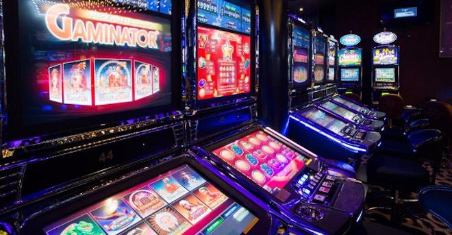 Автоматы казино Вулкан